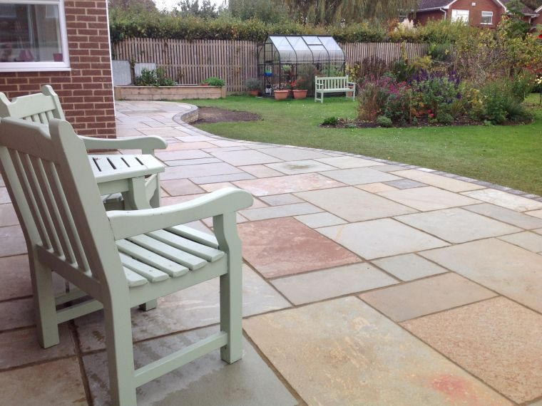 Patio & Landscaping