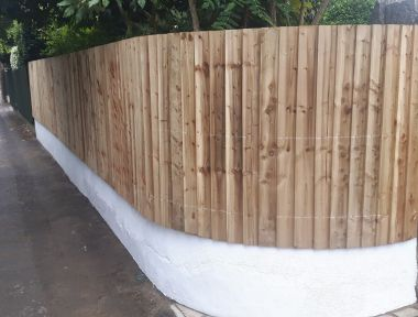 Closeboard Fence in Salisbury